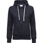 TeeJays naisten Fashion Full Zip Huppari Navy
